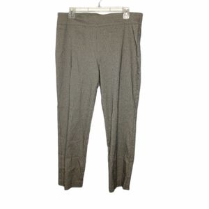 Attyre tan/gray ankle pants size 14P